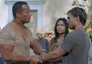Pro Wrestling Movie Club: The Rock Lays The Smack Down In 'The Rundown'