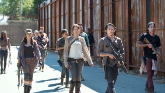 'The Walking Dead' Successfully Hid Another Cast Member's Pregnancy Last Season