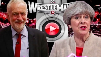 This U.K. Election Remix Of The Iconic Limp Bizkit WrestleMania 17 Hype Video Is Perfect