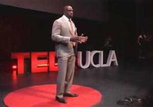 Watch Titus O'Neil's Inspiring, Emotional TED Talk