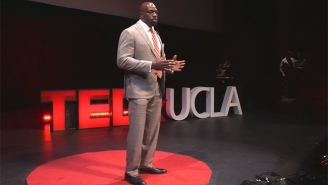 Watch Titus O'Neil's Inspiring, Emotional TED Talk