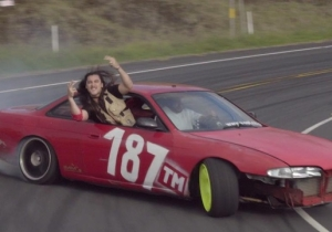 Towkio's High-Octane New Video For 'Drift' Is A Guerrilla Blockbuster