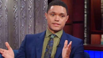 Stephen Colbert And Trevor Noah Address The Unity That Arose From The Congressional Baseball Field Shooting