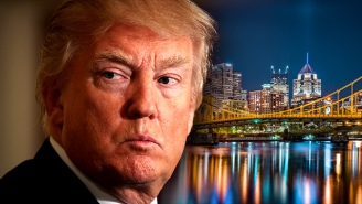 Pittsburgh's Mayor Claps Back After Trump Claimed To Represent 'Pittsburgh, Not Paris'