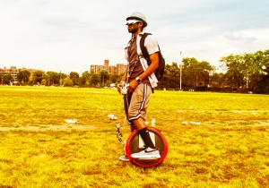 Notes From The Front Lines Of Unicycling's New Wave