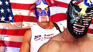 Celebrate The Fourth Of July With WWE's Most Patriotic Moments