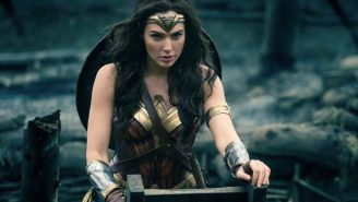 Warner Bros. Is Reportedly Planning An Unprecedented Oscar Campaign For 'Wonder Woman' And Patty Jenkins