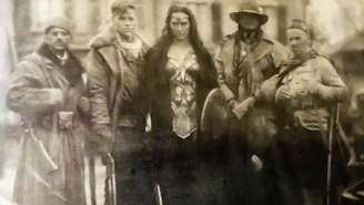 'Wonder Woman' Finally Explains Why Diana Wanted That Photo So Badly