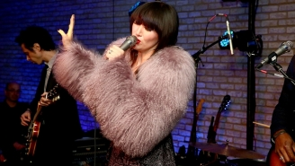 Are The Yeah Yeah Yeahs Teasing A Comeback Record?