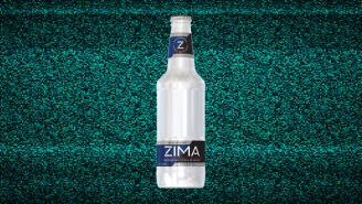 Zima Officially Arrives Back In Stores For Anyone Wanting To Drink In '90s Nostalgia