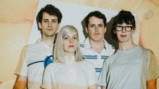 Alvvays Take You On A Whirlwind Carnival On Their Fuzzy New Track 'Dreams Tonite'