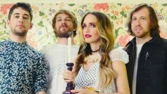 Speedy Ortiz's Guitarist Is Leaving The Group, So They Put Out One Last Track Together