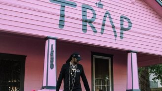 2 Chainz Used His Pink Trap House Art Project To Promote Sexual Health