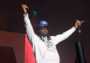 Wale Hosted The Greatest Rap Battle Ever On WWE Smackdown Live