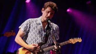 Watch John Mayer Take It Back To The Dive Bar For An Incredibly Intimate Performance In Los Angeles