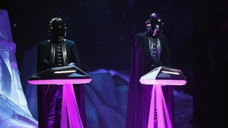 A Major Piece Of Daft Punk History Is Going Up For Auction