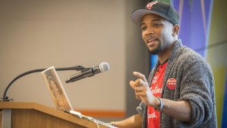 This Ph.D Student Rapped His Dissertation And Is Now A Professor Of Hip-Hop