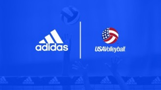 Adidas Is The New Official Partner Of USA Volleyball