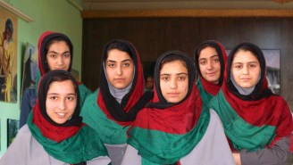 An All-Girls Robotics Team From Afghanistan Was Denied Visas To The U.S. For A Contest