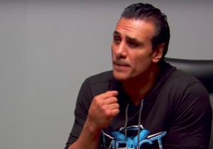 Audio Has Surfaced Of Alberto Del Rio And Paige's Airport Altercation