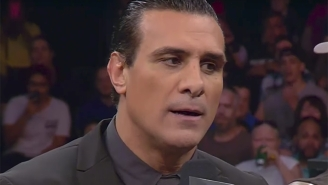Alberto Del Rio Is Being Investigated For Domestic Violence