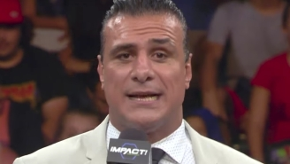 Impact Wrestling Elaborated On Its Decision To Release Alberto El Patron