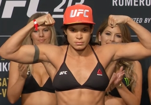 There Are Some Mysterious Circumstances Surrounding Amanda Nunes Being Pulled From UFC 213