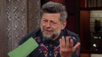 Andy Serkis Brilliantly Channels Gollum From 'The Lord Of The Rings' To Bring Trump's Tweets To Life