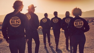 Arcade Fire Enters Embittered Middle Age With The Cranky, Condescending 'Everything Now'