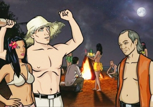 'Archer' Leaves 'Dreamland' Behind To Head To 'Danger Island' For Season 9