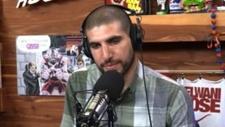 UFC Forced Ariel Helwani Off Showtime's Production Of The Mayweather-McGregor Press Tour