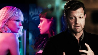 How 'Atomic Blonde' Director David Leitch Used Music To Turn A Stuffy Cold War Film Into A Spy Thriller