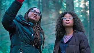 Ava DuVernay's 'A Wrinkle In Time' Finally Has Its First Trailer