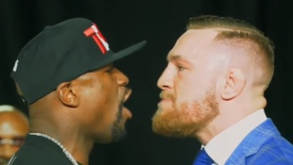 The Mayweather Vs. McGregor World Tour Gets The 'Bad Lip Reading' Treatment