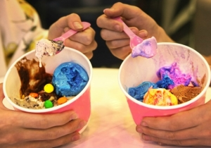 Cancel Your Trips Outside, Baskin-Robbins Is Coming To Your Door!