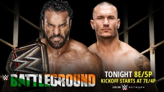 Here's Your WWE Battleground 2017 Open Discussion Thread