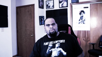 Meet Youtuber Big Quint, The Most Joyful, Irreverent And Fearless Rap Reviewer In The World