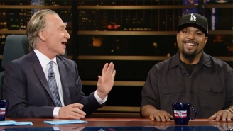 Bill Maher Calls His Use Of The N-Word A 'Comedian's Mistake' While Addressing Ice Cube's Criticism From 'Real Time'