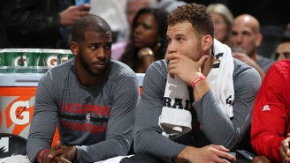 Blake Griffin Says He Has 'No Hard Feelings' Toward Chris Paul For Leaving The Clippers