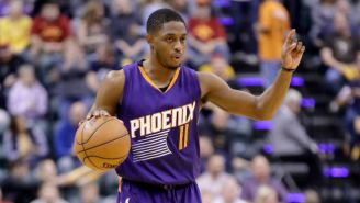 Brandon Knight Tore His ACL And Is Expected To Miss The Entire 2017-18 Season