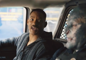 Will Smith Praises Netflix With The Release Of The Full 'Bright' Trailer: They 'Let You Make The Movie You Want To Make'