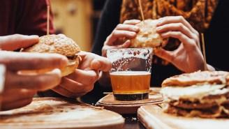 The Best Burger and Beer Pairings