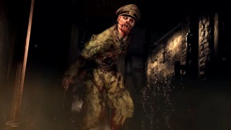 'Call Of Duty: WWII' Reveals Nazi Zombies In A Comic-Con 2017 Trailer