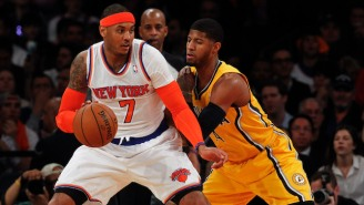 The Carmelo Anthony Trade Significantly Increased The Thunder's Odds For Winning An NBA Title