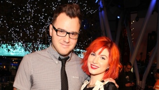 Paramore's Hayley Williams And New Found Glory's Chad Gilbert Are Quietly And Calmly Splitting Up