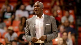 Charles Oakley Says When He'll Return To Madison Square Garden Is A 'Billion-Dollar Question'