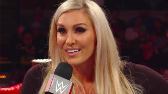 Charlotte Flair Will Star In 'Psych: The Movie,' Which Is A Real Thing