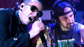 Travis Barker Shares His Favorite Memory Of Linkin Park's Chester Bennington Following His Tragic Passing