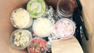 Folks Were Quite Unhappy With This Father's Supposed Chipotle Ingredients 'Hack'