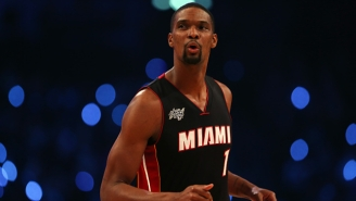 The Heat Have Waived Chris Bosh But Will Send Him Out Of Miami In Style